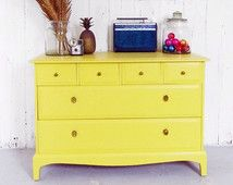 Retro Chest of Drawers, Sideboard, Dresser, Vintage Chest of Drawers, Stag Furniture, Sideboard