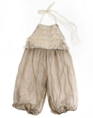 ΕΙΔΗ ΒΑΠΤΙΣΗΣ | Φορέματα 2014 | Μοντέρνο σαλβάρι Pon Pon by Cat in the Hat