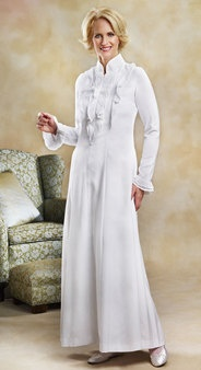 80 Best Images About White Lds Temple Clothing On