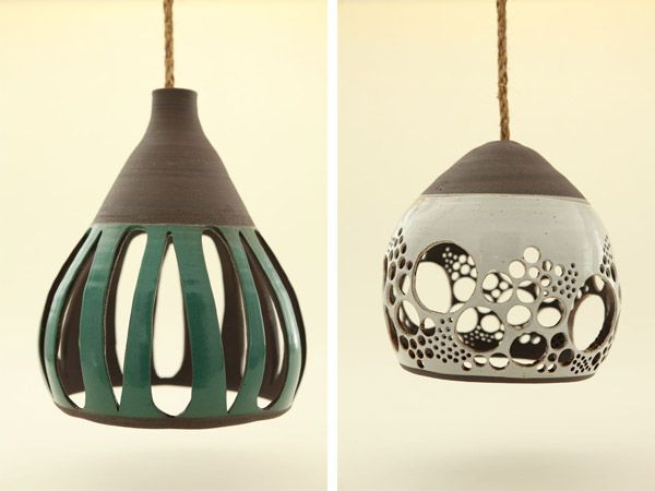 Heather Levine Ceramics   Love These Light Shades