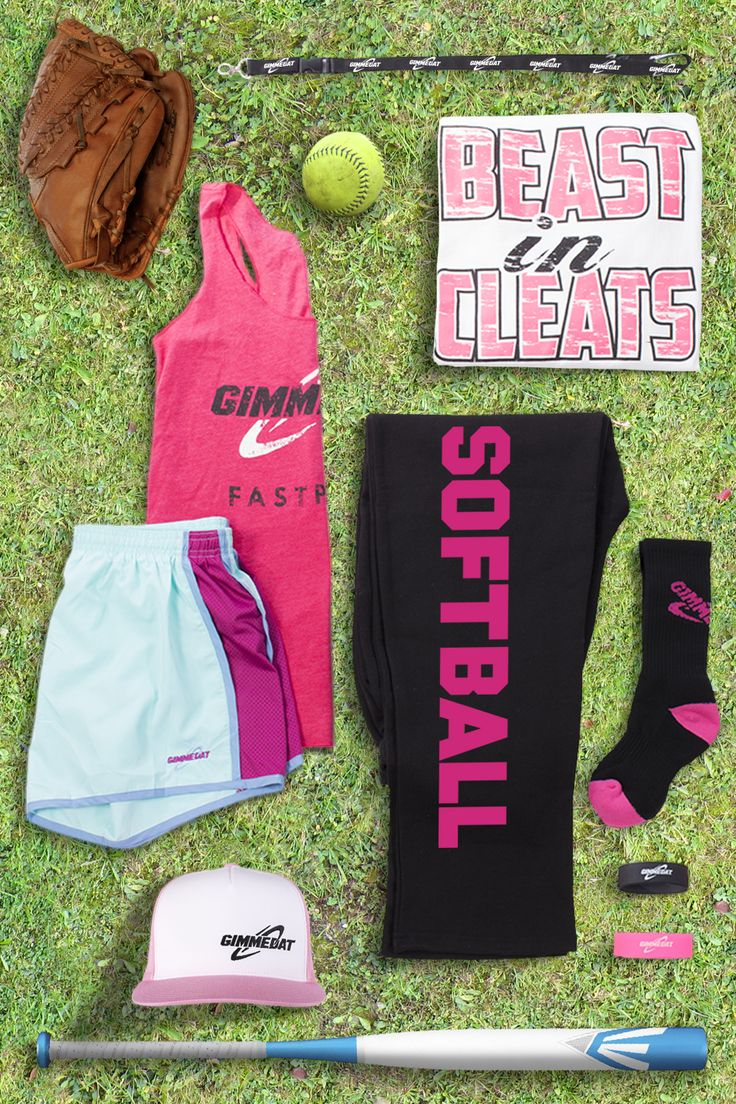 Find unique softball gifts for the player on your list!
