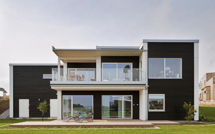 Modernt hus A2840  www.willanordic.se