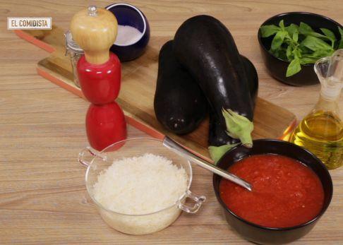 Cómo cocinar berenjenas con poco aceite