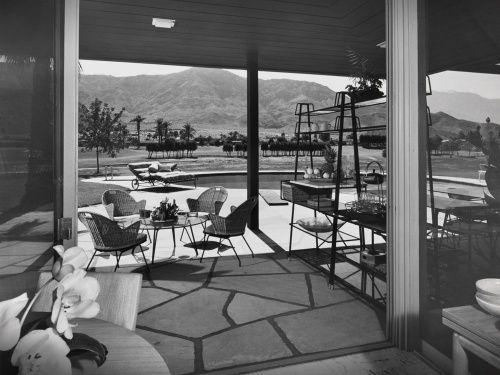 Ball Arnaz Residence Thunderbird Country Club Rancho