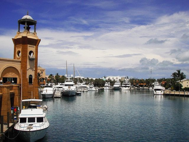 Nassau Port, Bahamas Island    The capital as well as the biggest city in the Bahamas, Nassau is a really remarkable place to spend some time at.