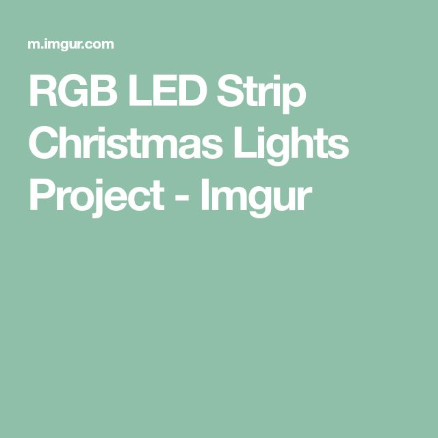 The 135 best Christmas lights images on Pinterest | Christmas rope ...