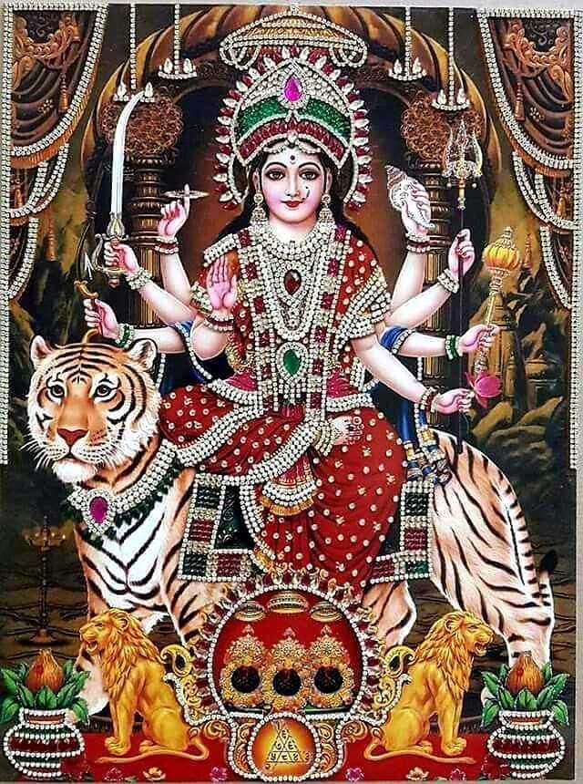 ... Journeying to the Goddess). Jai mata di Lord Durga 49e200ed5