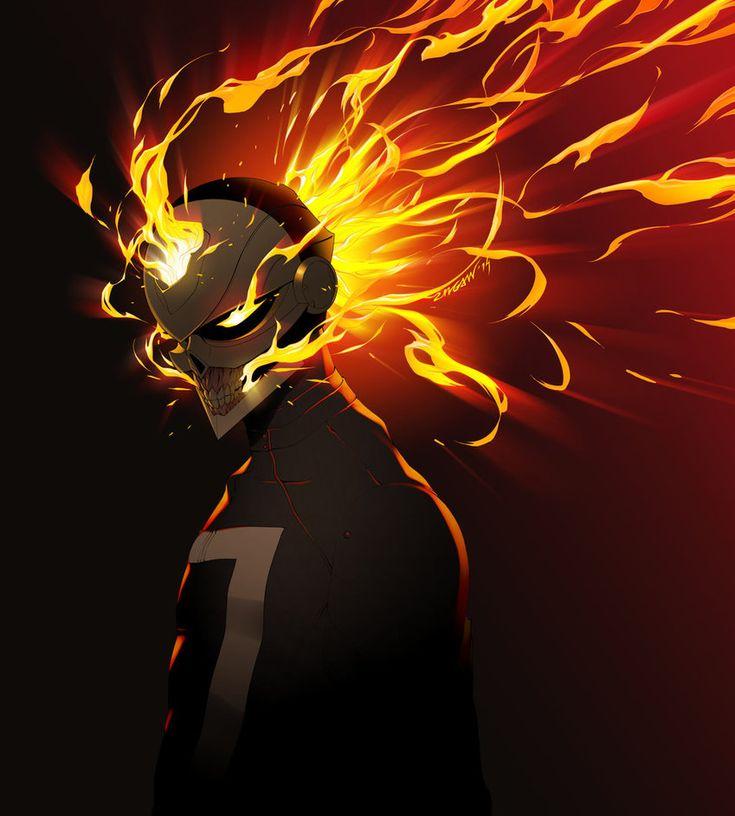All-New Ghost Rider - Jennyson Allan Rosero