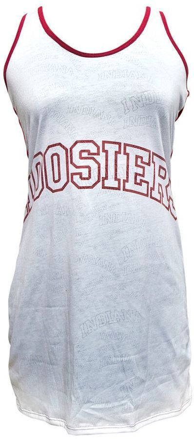 Women's Indiana Hoosiers Cameo Nightgown