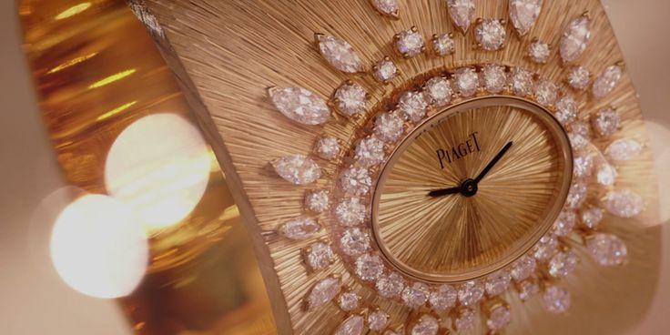 Ювелирная коллекция Piaget Sunlight Journey