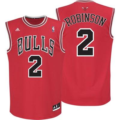 751031706 Chicago Bulls Replica Jersey  Nate Robinson  2 Red NBA Replica ...