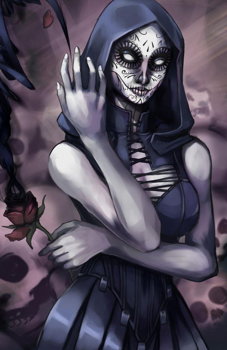 Lady Death ||| Deadpool Fan Art by suddo on Tumblr