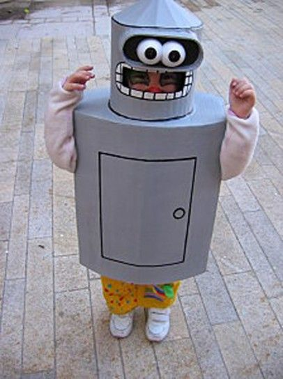 #costume di #carnevale fai da te per #bambini