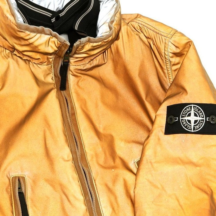 Stone Island Liquid Reflective Jacket
