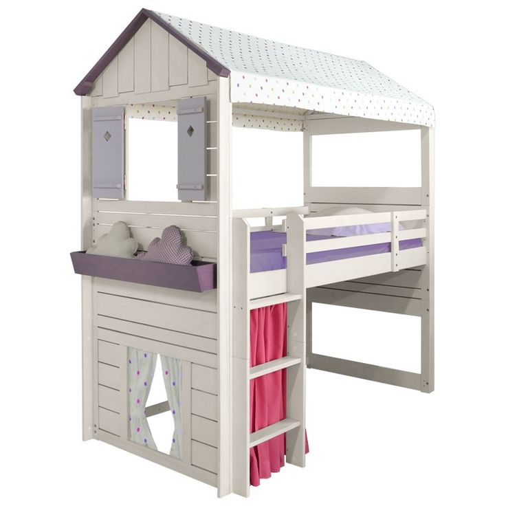 1000 images about lit cabane on pinterest childs bedroom cool forts and princess room. Black Bedroom Furniture Sets. Home Design Ideas