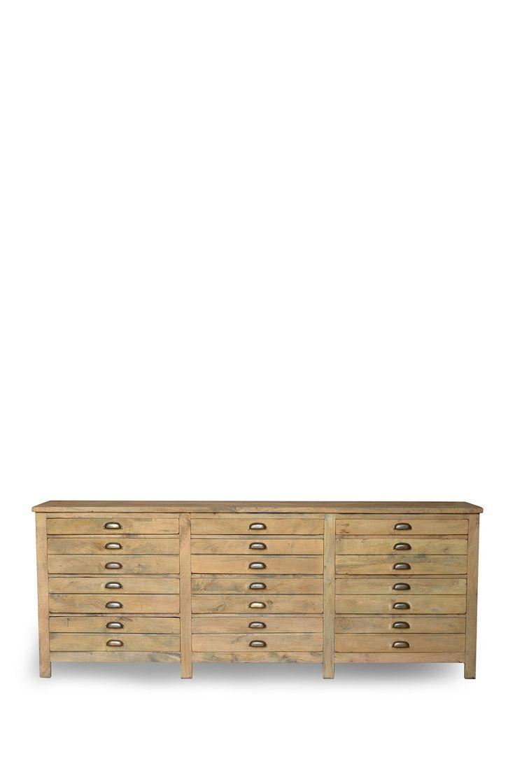 Reclaimed Side Board Dresser