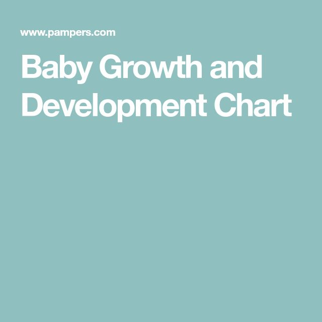 Best  Baby Development Chart Ideas On   Baby Chart