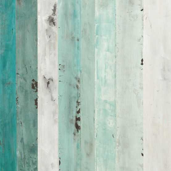 BLUE: shades of the sea, perfect colours for those white washed boards