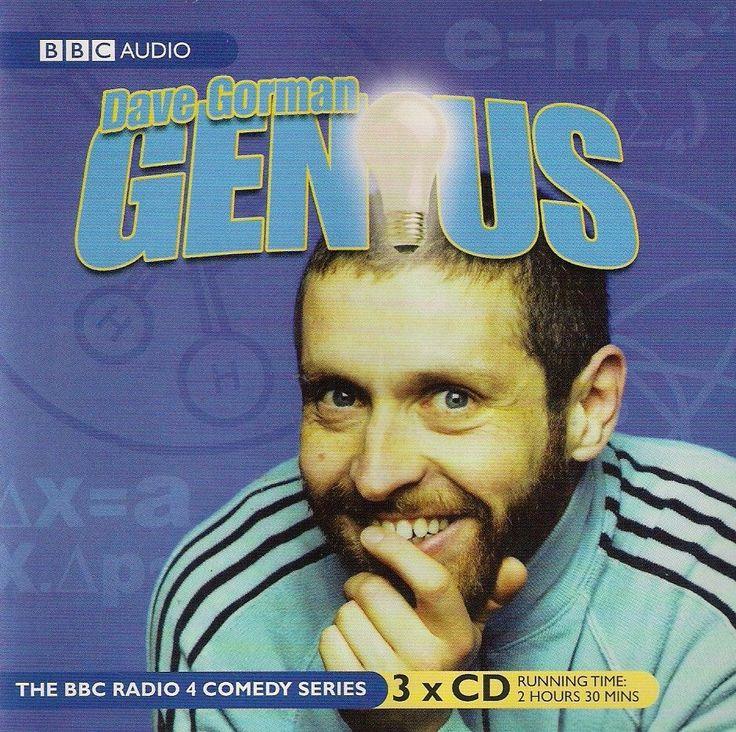 DAVE GORMAN    GENIUS    B.B.C. AUDIO    3 X CD
