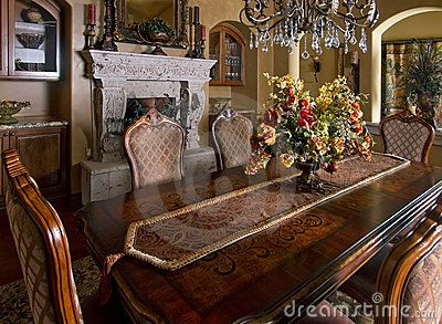 Family 'Formal Dining Room'