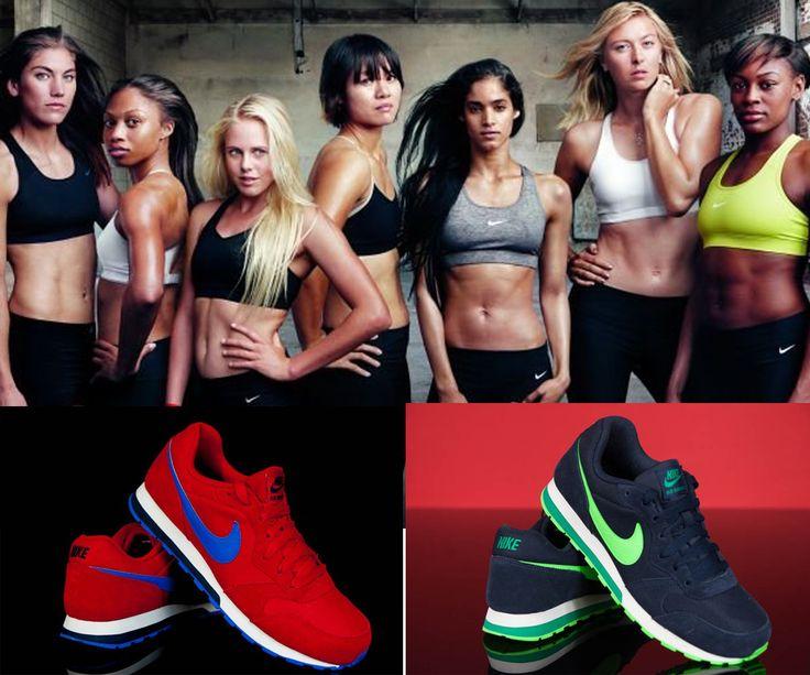 Polecamy wszystkim kobietom ceniącym sobie modę i wygodny styl życia!!! Nike Runner 164 zł #Nike #Runner #Moda #Kobieta #Styl #Sport
