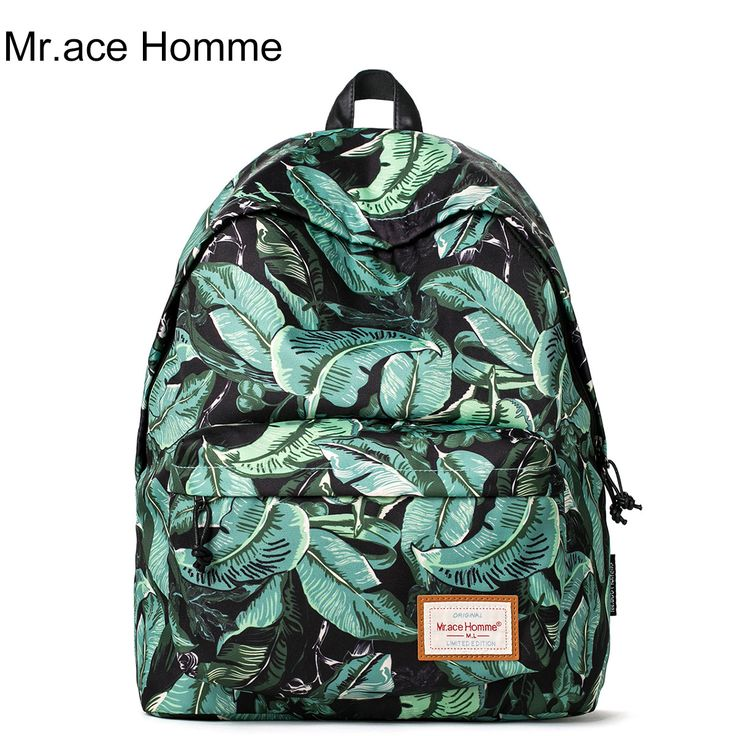 Cheap fashionable school bags, Buy Quality school bags for teenagers directly from China mr.ace homme Suppliers: Mr.Ace Homme Korean Style Nylon School Backpack Female Fashion School Bags for Teenage Casual Women's Backpacks for Female