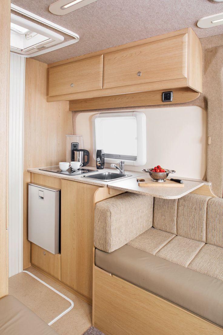 Gem van conversion camper conversions vantage motorhomes best van layout yet