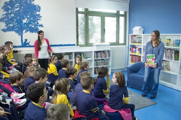 Γιορτάζοντας την Παγκόσμια Ημέρα Παιδικού Βιβλίου