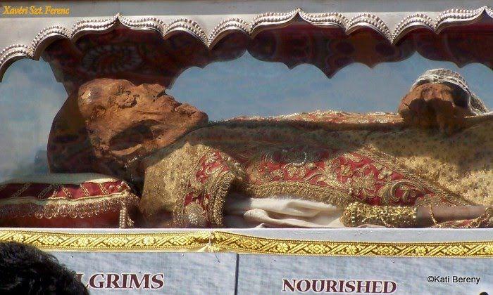 Xavier St. Francis, Goa