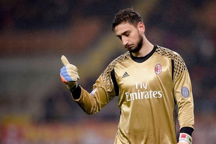 Gianluigi Donnarumma Resmi Tolak Kontrak Baru Dengan AC Milan