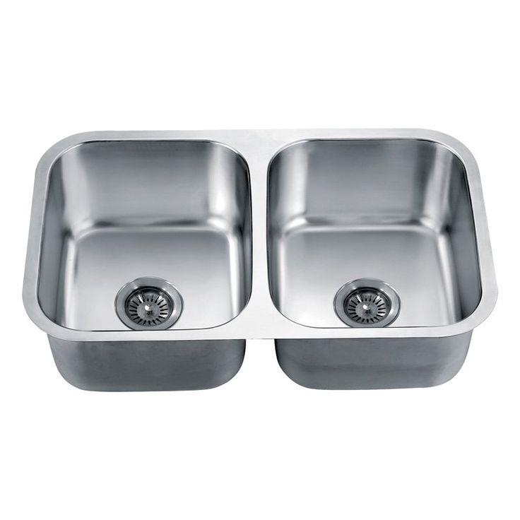 Dawn Kitchen Sink ASU103 Undermount Single