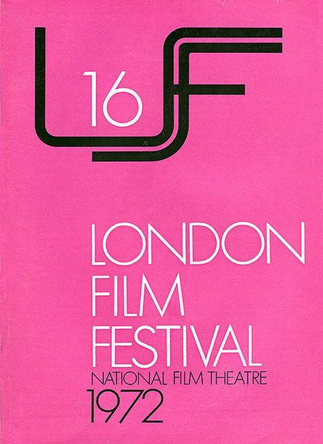 1972 London Film Festival Poster   Flickr - Photo Sharing!