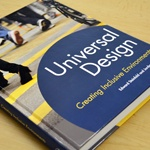 Universal Design, buffalo university and inclusive environments. Look into further...