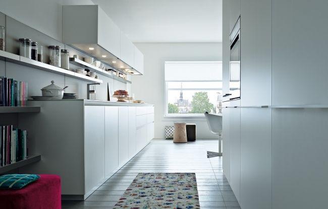 küchen carol colombo unterbauleuchten matt weiß