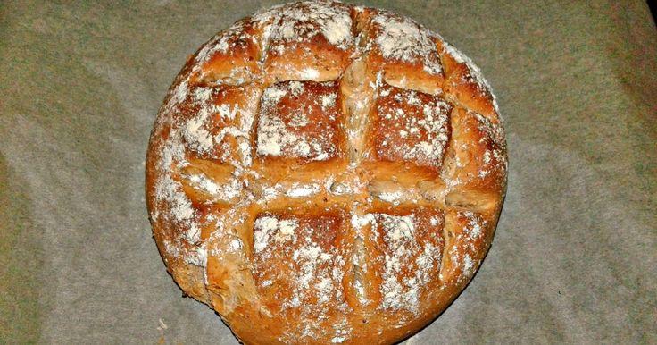 Busy mum's notes: #Walnut #bread recipe