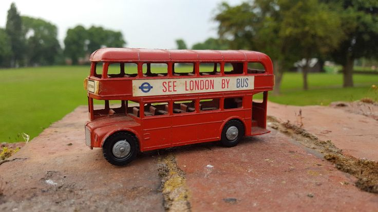 Vintage Lone Star Routemaster Bus - See London By Bus | eBay