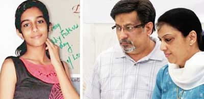 aarushi talwar murder case : Hemraj attacked Aarushi in bedroom : Forensic officer. Appearing as a prosecution witness in a Ghaziabad court where dentist couple Rajesh .