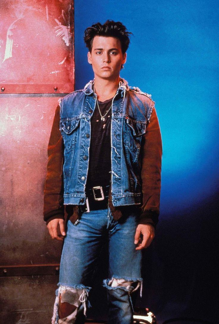 johnny depp in 21 jumpstreet 1987  moda dos anos 80 para