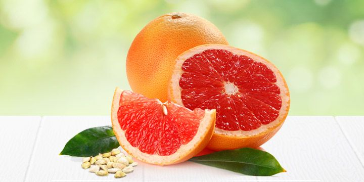 The benefits of grapefruit seeds Grapefruit seed extract: natural capacity to prevent the side effects of antibiotic therapies and to eliminate antibiotic resistance #diet #health #wellness