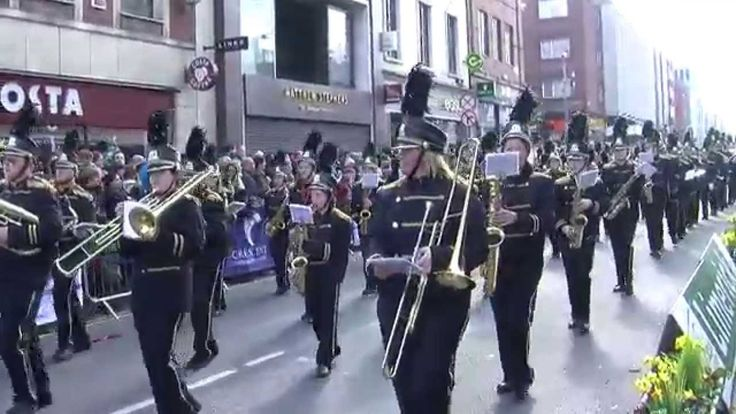 St Patricks Day Limerick 2015 Highlights #Limerick #lovelimerick #irish #ireland #irishpride #stpatricksday #2015 #celebrate #parade #festival