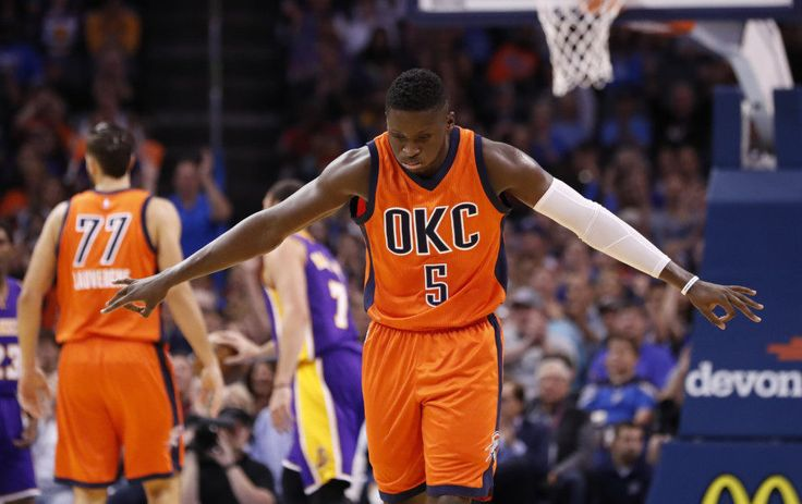 Report: Victor Oladipo, Thunder agree to 4-year, $84 million extension = The Oklahoma City Thunder and guard Victor Oladipo have agreed to a four-year, $84 million contract extension, according to The Vertical's Shams Charania.  The Thunder are also progressing on a four-year, $100.....
