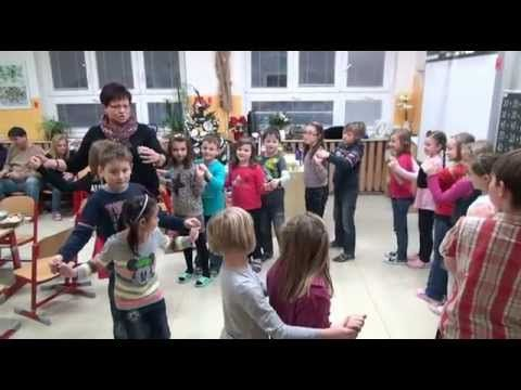 Tradiční tanec - Kalamajka