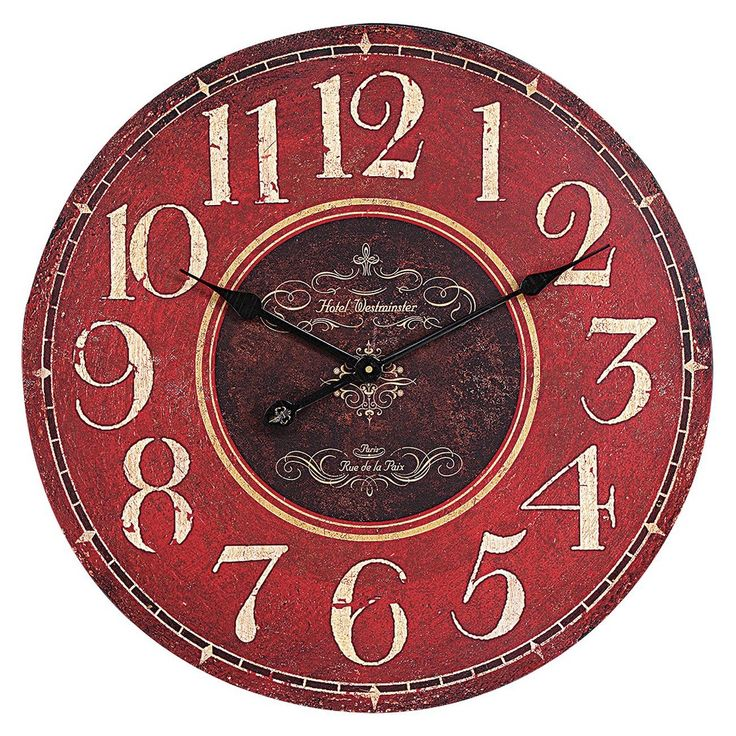 44 Best Wall Clocks Images On Pinterest Wall Clocks