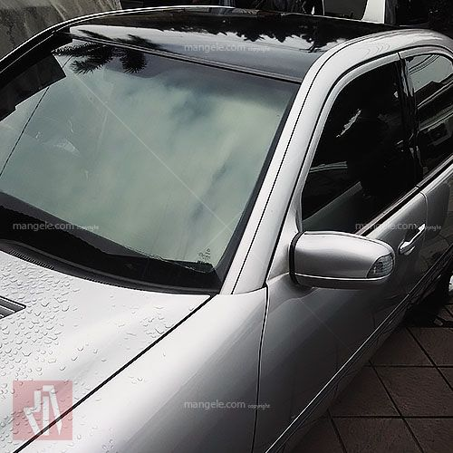 Sun glass style Roof mercy glossy wrapping sticker mobil bandung pro www.mangele.com 081227722792