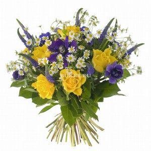 Букет цветов «Летняя сказка»