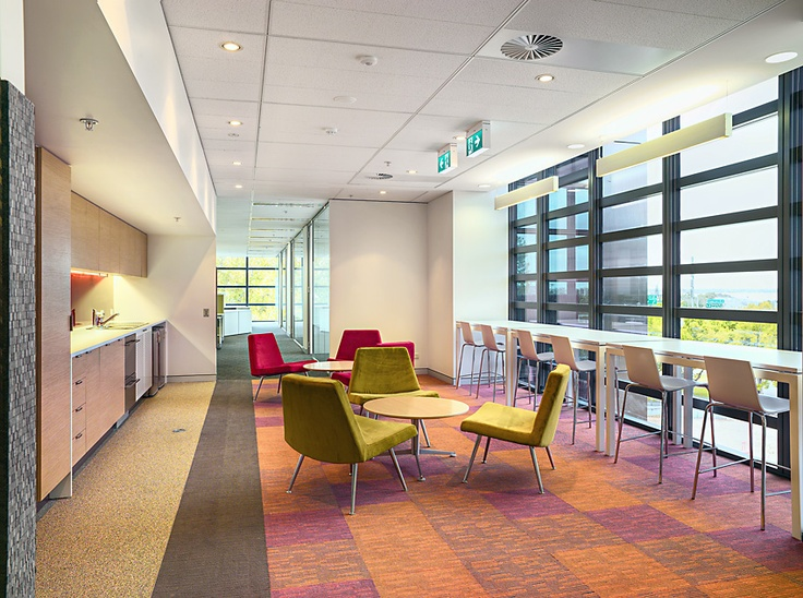 MKDC | Worley Parsons | Bishop's See Office Perth