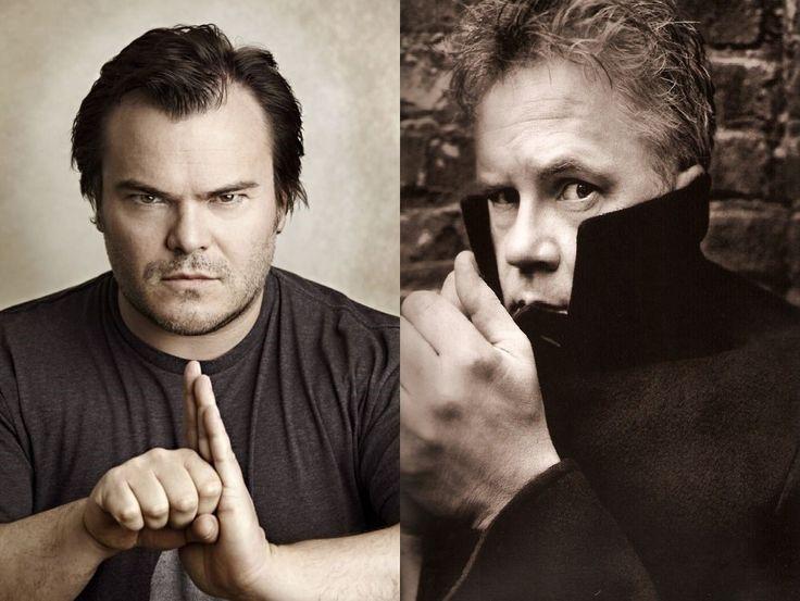 Jack Black e Tim Robbins estrelarão nova comédia da HBO