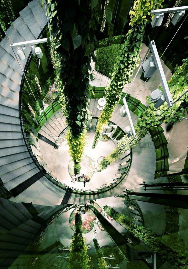 Les 25 meilleures id es concernant architecture sur for Architecture organique