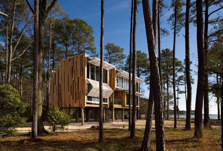#EstudioDReam #Modulos #CasaSobrePilares #ArquitecturaDeDiseño