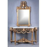 Found+it+at+Wayfair.co.uk+-+Relling+Flower+Carved+Console+Table+and+Mirror